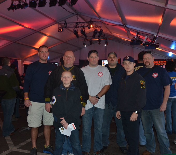 12-5-2013(Camden County)IAFF event Campout for Hunger