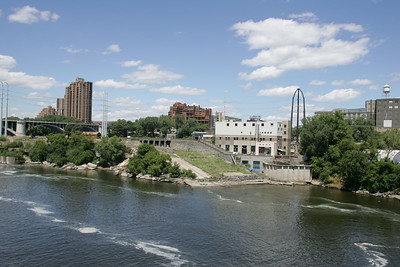 2006-07-09: Minneapolis: Guthrie, Mill City Museum, and Mississippi River