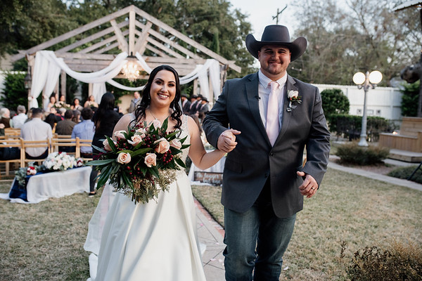 Mariah and Cordell got married!