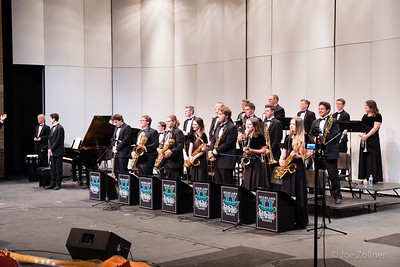 2017-2018 Highland Jazz Bands