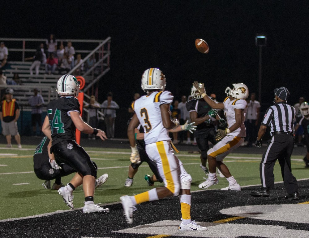 . Frank Gambatese - The News-Herald Mayfield vs. Brush, Sept. 14