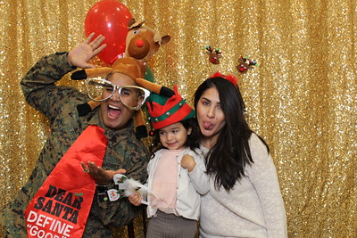 YMCA Christmas party