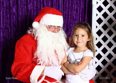 Santa Shoot  12-17-2013