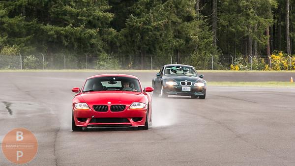 BMW CCA Puget Sound Region Track Day 5/12/2017