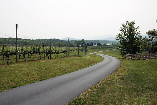 Shenandoah Valley area, Virginia. 27 May 07