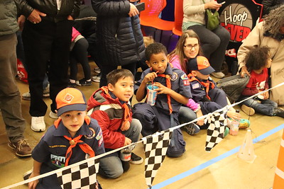 2019-02-02 Mawat District Pinewood Derby
