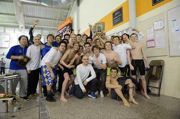 Loyola Blakefield Swimming