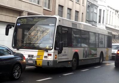 Antwerp & Bussels 31st March 2015