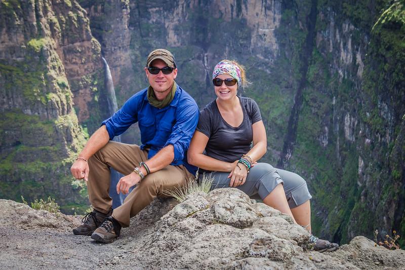 Simien Mountains Ethiopia Divergent Travelers