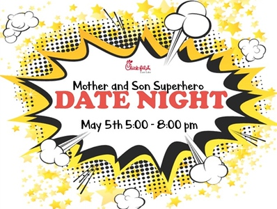 Chick-fil-a Mother and Son Date Night 2018