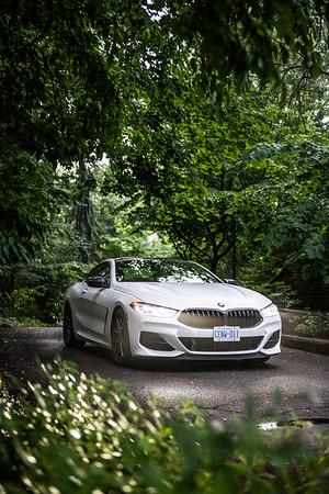 BMW Canada M850i