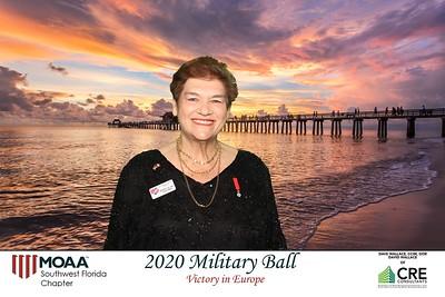 MOASWF 2020 Military Ball