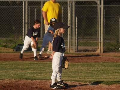 Optimist Park Baseball Buddy Pitch  9/19/2006