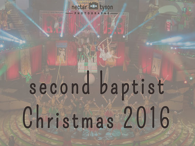 Second Baptist-Christmas 2016