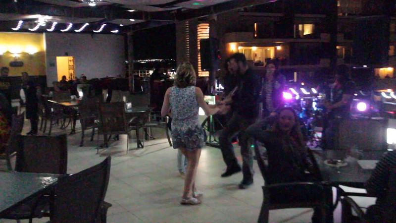 Lance Dancing.MOV