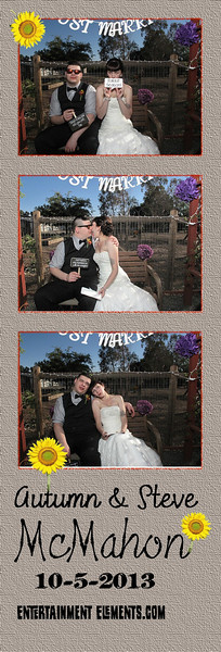 Autumn & Steven's Photo Strips