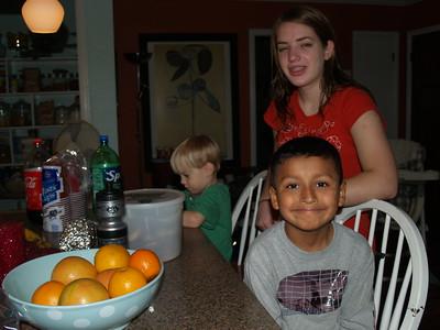 Histand Christmas '08, TX - Ash & Erin's