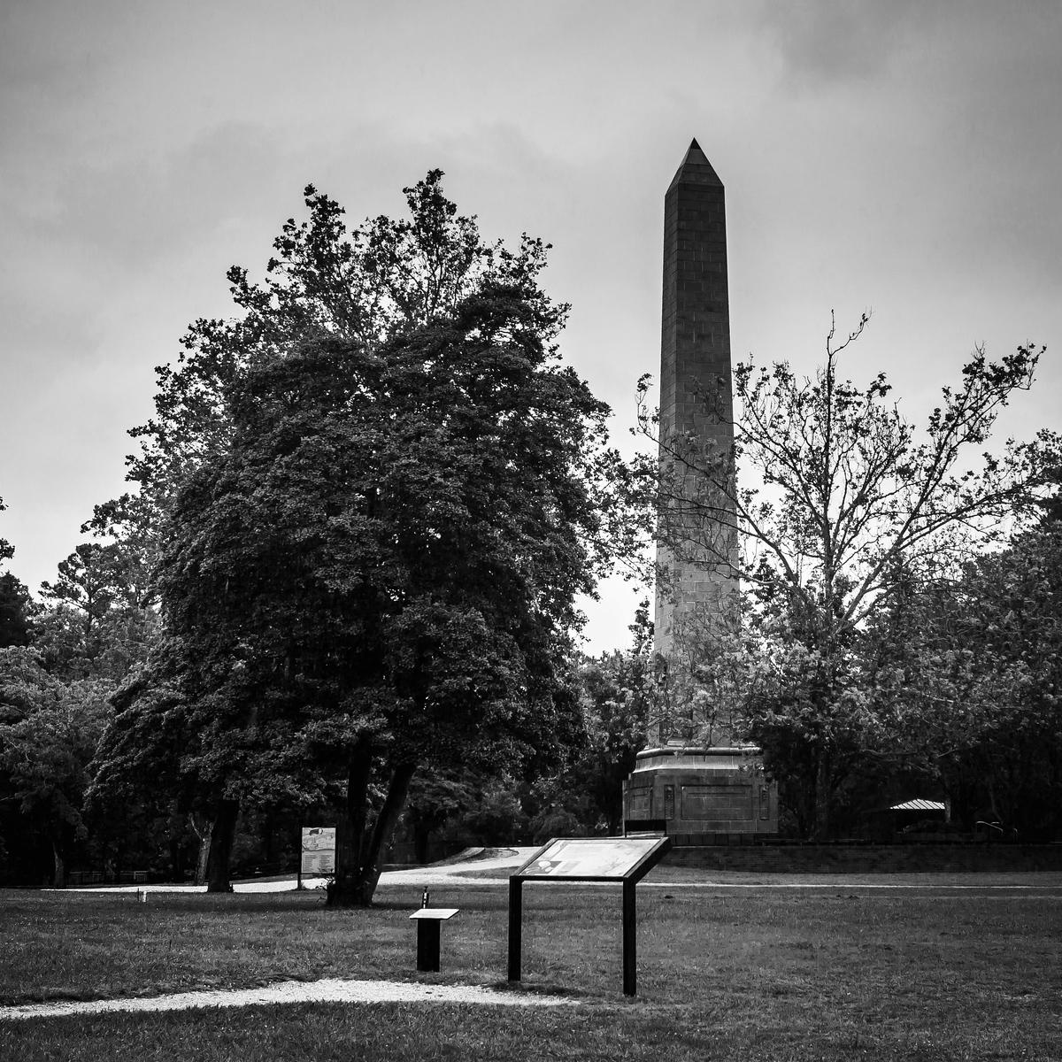 詹姆斯敦殖民地公园,历史的再现