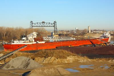 Dockside  Lorain, Ohio