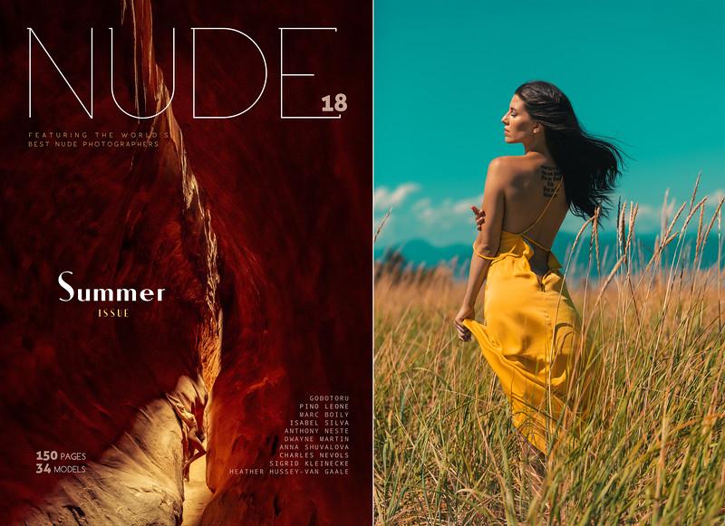 NUDE Magazine #18 (Carmen Nikole)