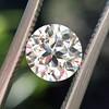 1.01ct Old European Cut Diamond, GIA I VS1 1