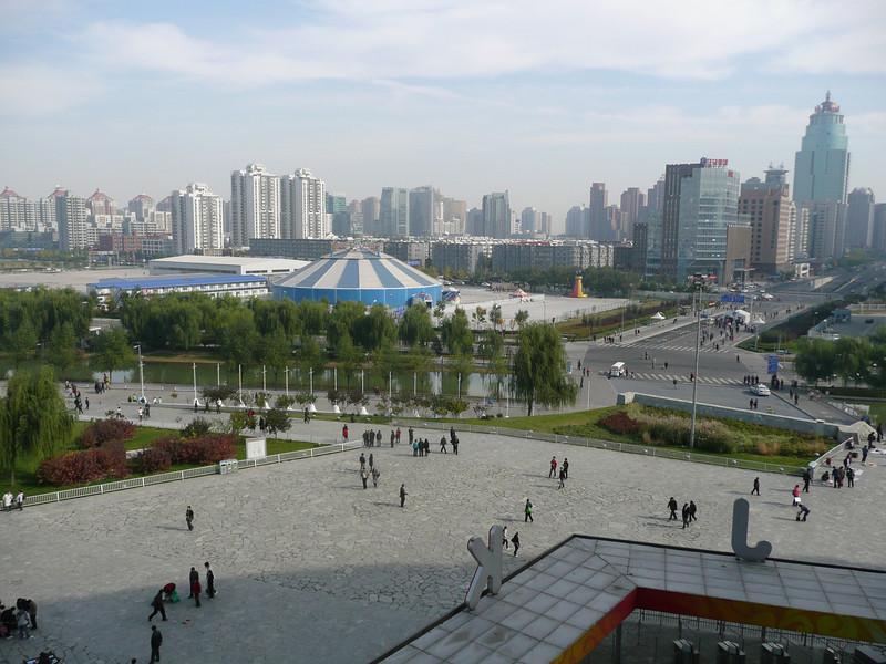 Beijing BirdNest Olympic Stadium 2010 , 2010