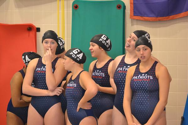 GA-PC Day: Girls' Water Polo
