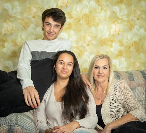 Deborah and Family