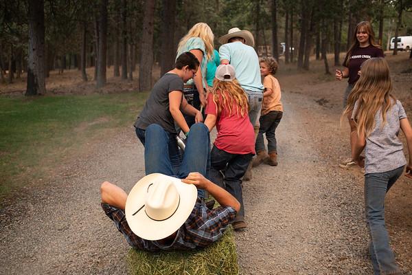2019 Cowboy/Cowgirl Camp July 21-26