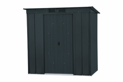 Eco Pent Roof 6x4 Anthracite