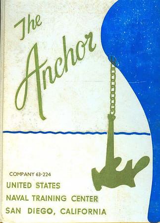 """""""The Anchor"""" Company 63224 San Diego"""