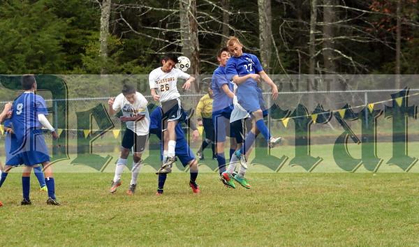 Fallsburg vs Monticello Boys Soccer