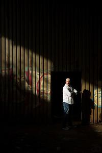 Portraits - John Dessauer