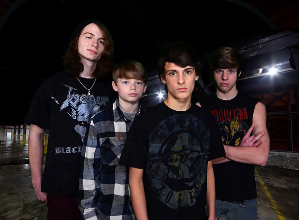 BROKE Band Pictures 02/06/13