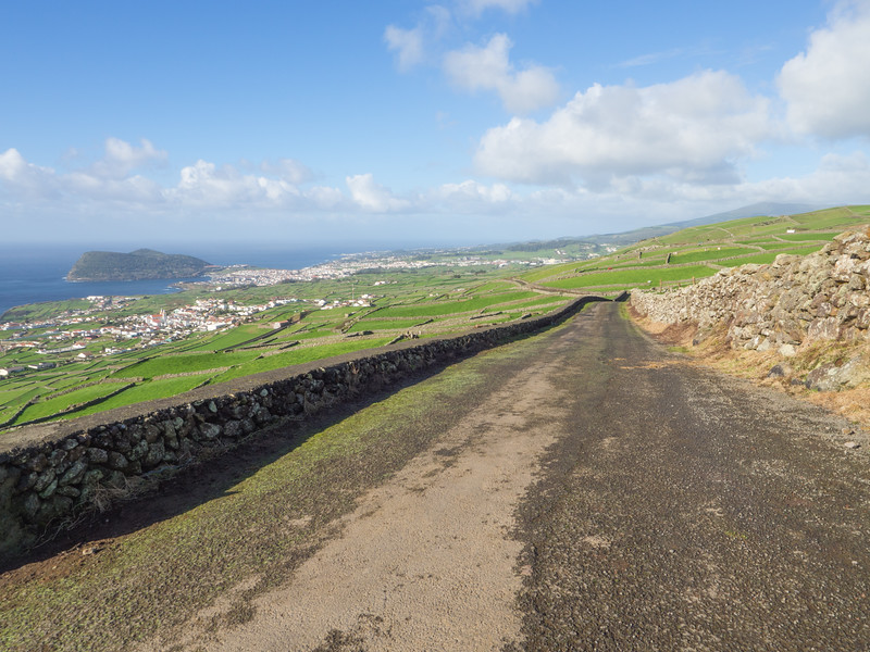 Southeastern coast of Terceira