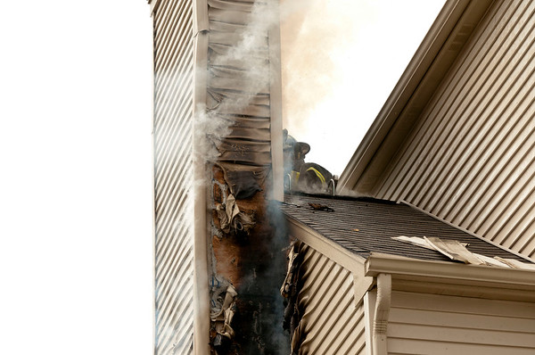 West Dundee Residential Fire - April 6, 2011