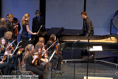 2007-12-13 BHS Winter Orchestra Concert (WO4) - Carnaval of the Animals
