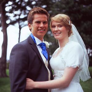 Anna & Craig 2011