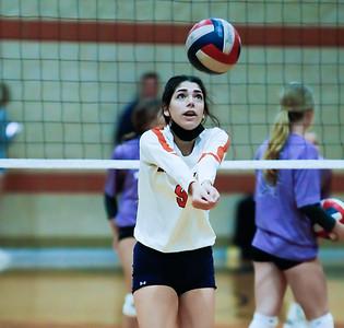 JV Volleyball vs Boerne 081721
