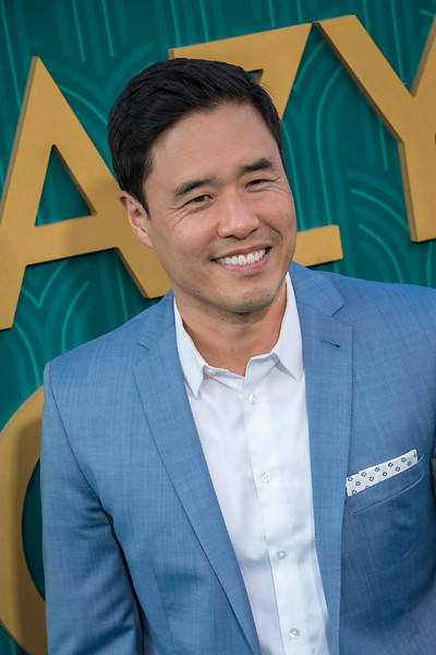 HOLLYWOOD, CA - AUGUST 07: Randall Park arrives at Warner Bros. Pictures' 'Crazy Rich Asians' Premiere at TCL Chinese Theatre IMAX on Tuesday, August 7, 2018 in Hollywood, California. (Photo by Tom Sorensen/Moovieboy Pictures)