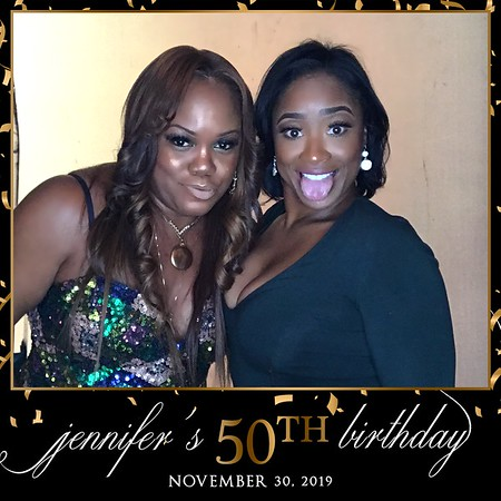 11.30.19 | Jennifer's 50th Birthday