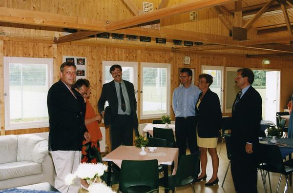 1997 Opening katine en veld