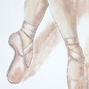 In a Dancers Shoes