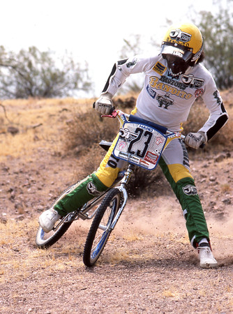 Tinker Juarez - Bandito Bicycles & Dirt photo shoot