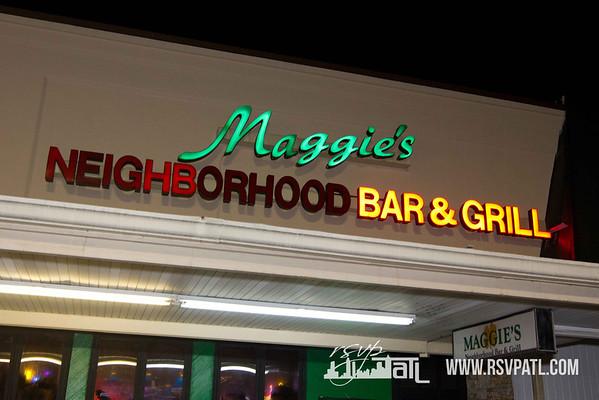 Maggies   Saturday 1-25-14