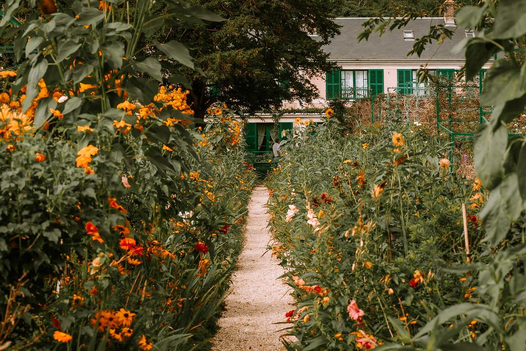 莫內花園介紹與旅行建議 Monet's Garden by 旅行攝影師張威廉 Wilhelm Chang