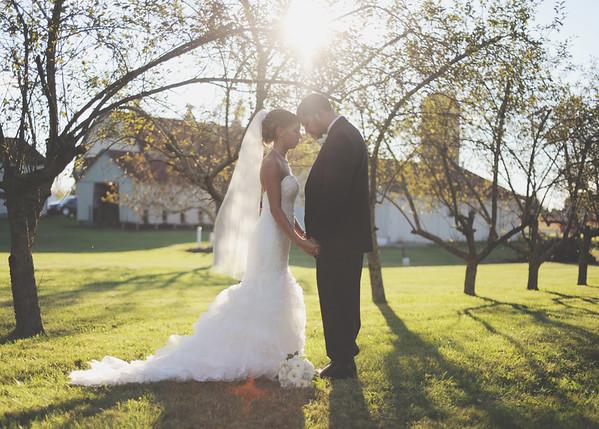 Elizabeth and Austin- Sylvan Cellars Wedding