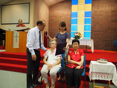 Baptism on 26 Jun 2016