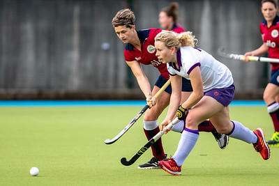 Olton Ladies 1st XI vs Univ of Durham Ladies 1st XI - 29th Feb 2020