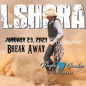 LSHSRA Breakaway Roping Jan 23 2021